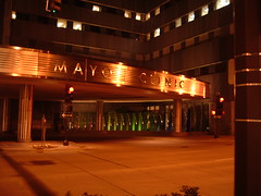 Mayo Clinic Entrance