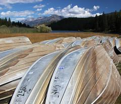 Boats at Hume (Tonym1) Tags: boats boat nikon5700 sky mountains
