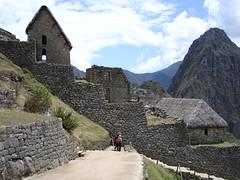 Fortifications of Machu Picchu