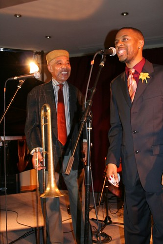 Benny Powell and Manu Smith