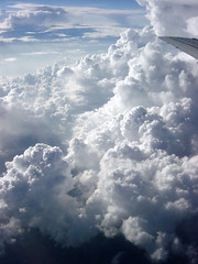 cloud incubators (earthsound) Tags: trip travel sky weather topv111 clouds plane wow airplane iso100 topv555 topv333 500v20f sony topv1111 topv999 wing fluffy cybershot topv5555 2550fav topv777 f56 heavens 8mm topv3333 sonycybershot wingtip windowseat cumulonimbus cloudincubator dscp9 currentmostinteresting 0ev hpexif 0001sec
