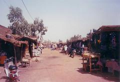 street in Ouagadogou