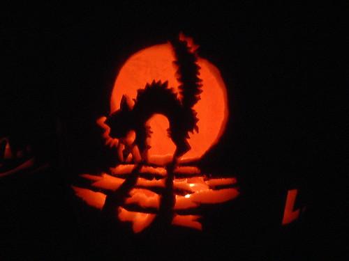 Pumpkin Carvings for 2002