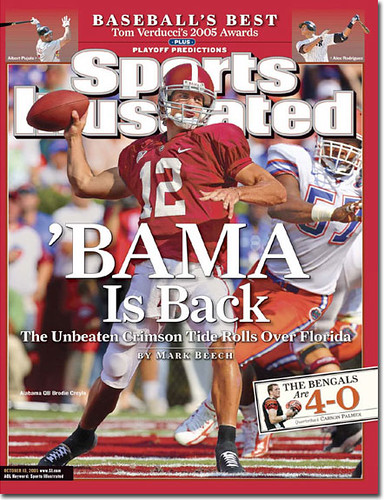 Bama is Back