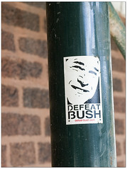 re-defeat bush