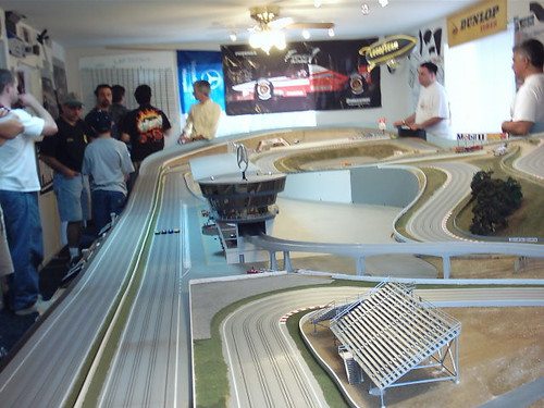 in the sport of slot car