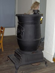 Pot-Bellied Stove