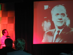Peter Hirshberg and Marshall McLuhan