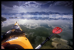 Mono Lake Winter Kayaking2 (Buck Forester) Tags: california lake nature landscape mono topv333 bravo flickr paddle sierra velvia kayaking naturenutsblogspotcom wilderness sierras monolake sierranevada paddling aprticket kodiak nationalgeographic paddler gadling gndfilter prijon buckforester prijonkodiak brianernst paddlingmonolake kayakingmonolake sierravisions galenrowellgnd paddlemonolake kayakmonolake