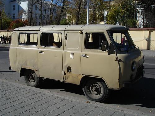 pimp my russian van! par Abstar's World