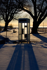 Cold Calling (DanielN) Tags: winter shadow toronto sunrise savedbythedeletemegroup saveme10 lakeshore 4winter rateme108 rateme39 rateme18 rateme69 rateme98 rateme79 rateme27 rateme88 overratedbyrateme rateme510 rateme410