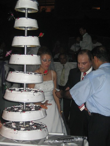 Big Wedding Cake