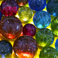 Hard Candy Marbles (Andrew Morrell Photography) Tags: marbles red green yellow blue orange dusty shiny round glass color colour colorful enoughalready keepemcoming hardcandy nothardcandy odd yummy littleworlds 100v10f 15fav 510fav 1025fav