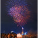 fireworks in Taipei