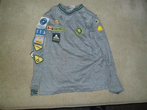 My Cub Scout Shirt