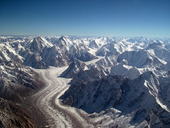 Glacier - pakistan mountain karakoram air safari pia north airsafari glacier