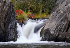 (mhawkins) Tags: fall foliage quincy plumascounty 5d california indianfalls