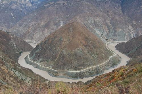 แม่น้ำแยงซีแม่น้ำที่ยาวที่สุดในเอเซีย