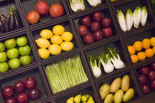 Fruta y Verdura (Foto de: karimian)