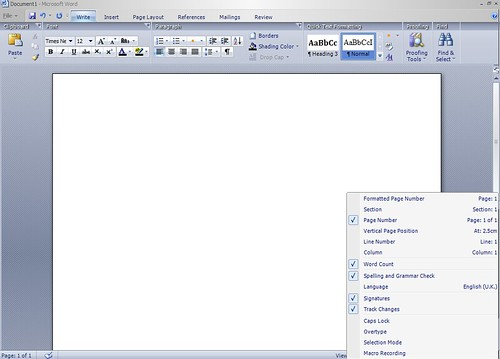 Microsoft Word 12 [Photo by computerjoe] (CC BY-SA 3.0)