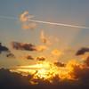 > (Umaru Idi-Catteau) Tags: blue sunset red orange brown sun yellow clouds fire gold nikond50 rays nikondigital umaruidicatteau fcsetsrises