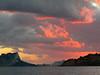 Sunset Climax (Lazy B) Tags: sunset sea sky topf25 wow wonder coast spain lovely1 100v10f fv5 loveit 2550fav fz5 topv666 calpe moraira costablanca 20topfaves2005