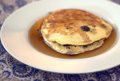 Better blueberry pancakes - by ilmungo