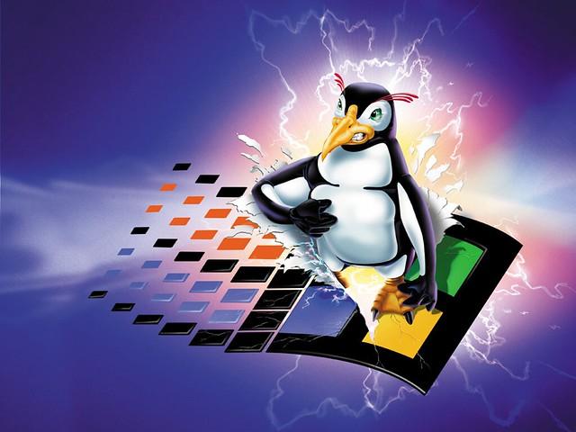 Max Linux Penguin