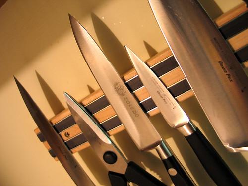 Knife Resharpening 3