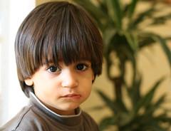 Upset ? But WHY??? (Anas Bukhash (nascity)) Tags: boy portrait baby kids children 500v50f innocence kalkool 1500v60f nascity