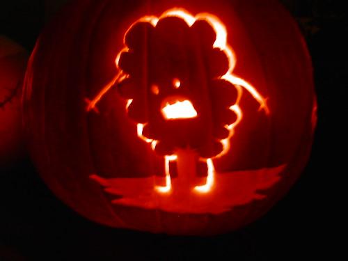 pumpkin carvings 001