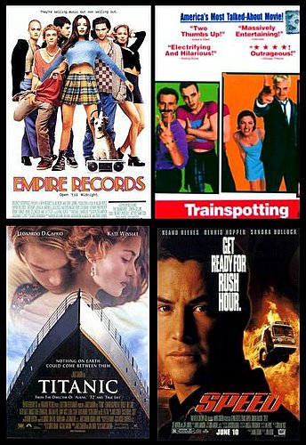 Some movies from the 90s