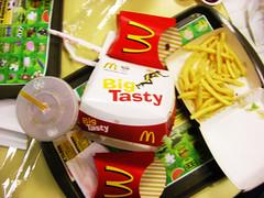 Mc. Donald's (alineioavasso™) Tags: mc donalds fries batata big tasty