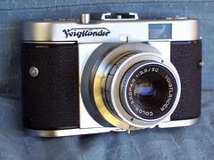 Voigtlander Vito B (jiulong) Tags: camera voigtlander vito colorskopar