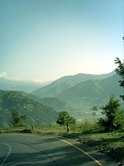 Near-Balakot (Edge of Space) Tags: balakot preearthquake pakistan landscape mansehra
