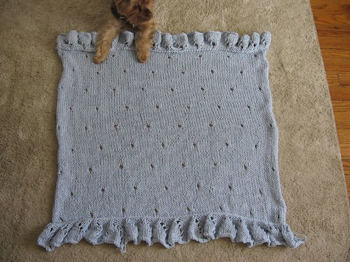 Hunter's Baby Blanket