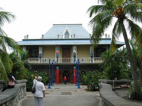 Blue Penny Museum, Port Louis, Mauritius por Helen Morgan.