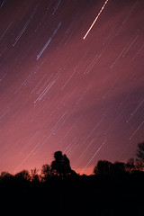 my star trail debut - by zach kowalczyk