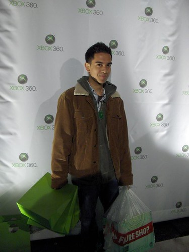 Xbox 360 Launch Party White Carpet
