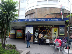 Picture of St John's Wood Station