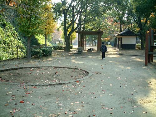 砂場(公園) │ 場所 │ 無料写真素材