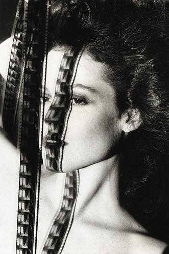 Helmut Newton - Sigourney Weaver