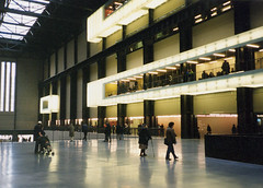 Tate Modern, Interior (bentilden) Tags: england london beautiful museum architecture interior tatemodern
