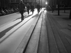 City Shadows, after Hinius (Luke Robinson) Tags: city uk shadow urban bw london thecity 2006 business squaremile
