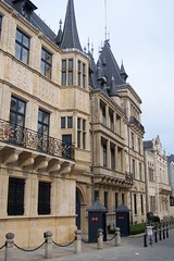 Palais Grand-Ducal (lordstorm) Tags: europe luxembourg luxembourgcity