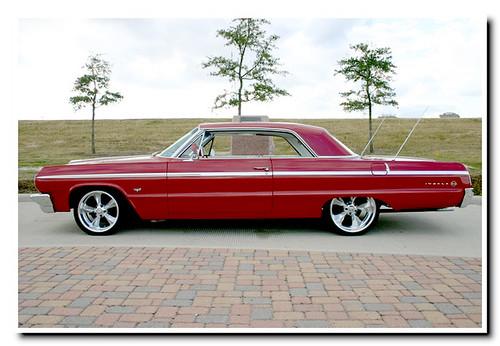 '64 Impala SS side