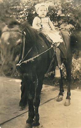 Fünfbeiniges Kosakenpferd
