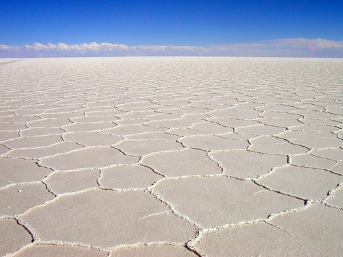 The white desert - Uyuni - Bolivia