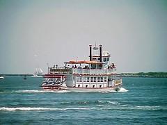 Belle of Cape May (FOTOGRAFIA.Nelo.Esteves) Tags: usa america us newjersey unitedstates unitedstatesofamerica nj 1999 jersey northamerica capemay steamboat paddleboat jerseyshore atlanticocean gardenstate midatlantic capemaycounty sonymavicafd71 neloesteves zip08204