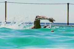 overarm (<danielle>) Tags: sea green pool bondi swimming bluemountains photophilosophy